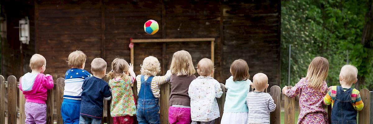 Kinderbetreuung: ein unverzichtbarer Service public!