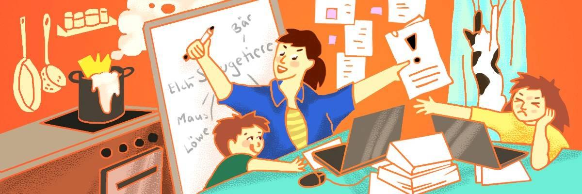 VPOD-Umfrage bei Lehrpersonen und anderen Unterrichtenden